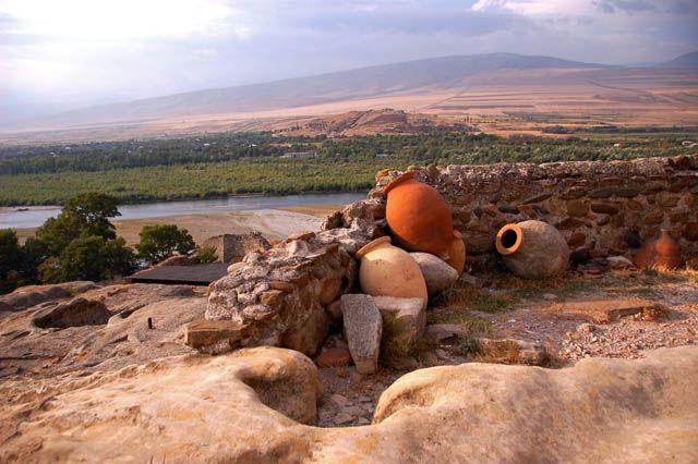 Zdjęcia: upliscyche, szida - kartlia, kamienne miasto, GRUZJA