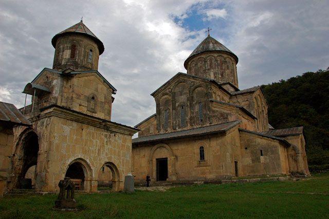 Zdjęcia: Mtskheta, kościół, GRUZJA