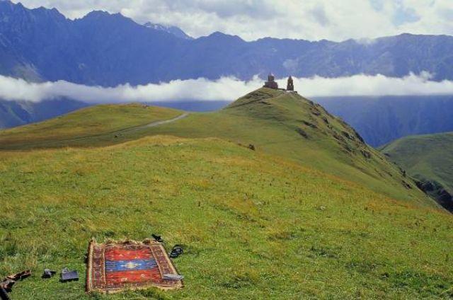 Zdjęcia: Kazbegi, Kaukaz, kazbegi, GRUZJA