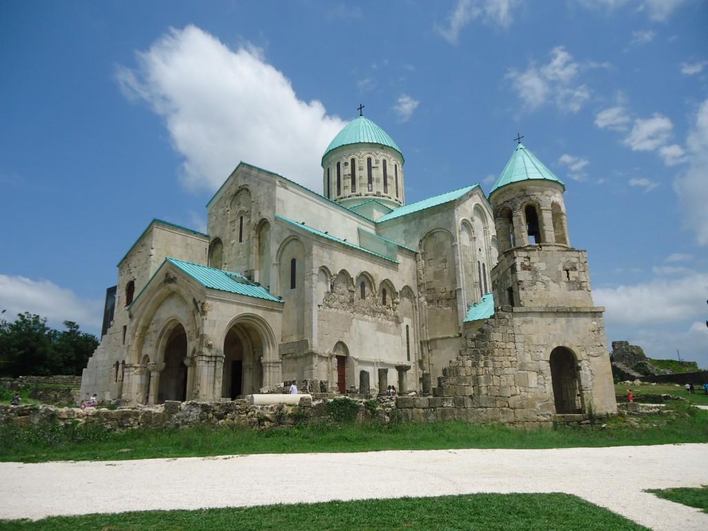Zdjęcia: Kutaisi, Imeretia, Katedra Bagrati, GRUZJA