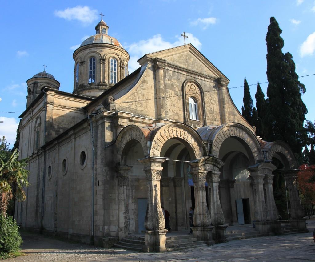 Zdjęcia: Kutaisi, Imeretia, Gruziński Kościół Prawosławny Zwiastowania , GRUZJA