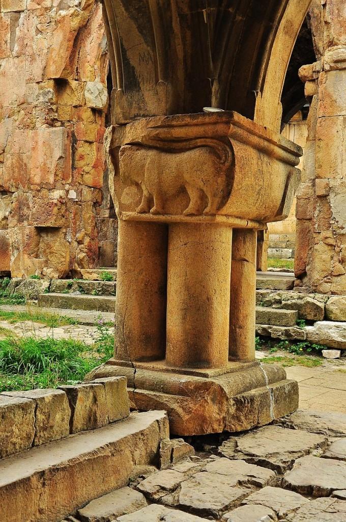 Zdjęcia: klasztor Gelati, zachodnia Gruzja, Gelati, GRUZJA