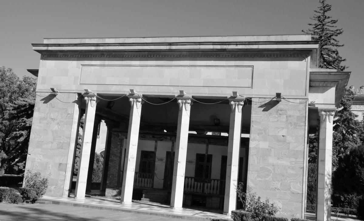 Zdjęcia: Gori, Gori, Dom podniesiony do rangi świętości, GRUZJA