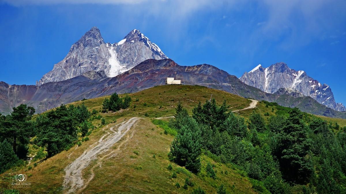 Zdjęcia: Khoruldi, Svaneti, Ushba, GRUZJA