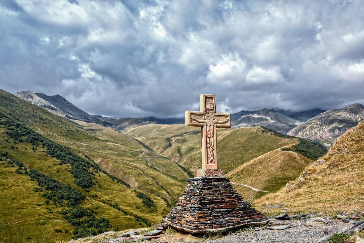 Zdjęcia: Kaukaz, Kaukaz, GRUZJA
