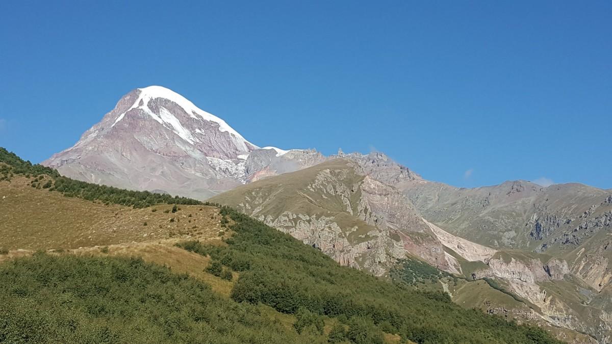 Zdjęcia: Kazbek, Kaukaz, Kazbek, GRUZJA