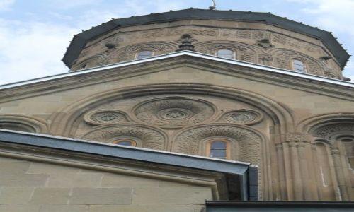 Zdjęcie GRUZJA / - / Mccheta / Katedra w Mcchecie
