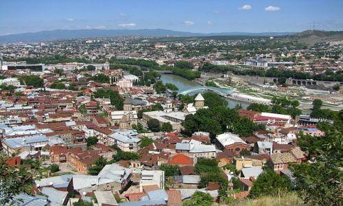 GRUZJA / . / Tbilisi / panorama