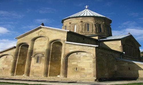 Zdjęcie GRUZJA / okolice Tbilisi / Mccheta / Klasztor Samtavro