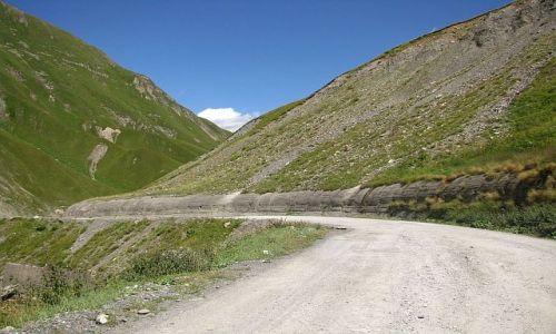 Zdj�cie GRUZJA / Kaukaz / Kaukaz / Gruzi�ska Droga Wojenna