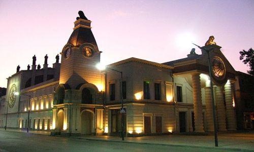 Zdjęcie GRUZJA / Imeretia / Kutaisi / budynek opery