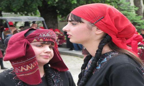 GRUZJA / Tbilisi / festiwal / kole�anki