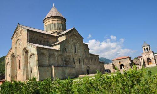 Zdjęcie GRUZJA / Mccheta - Mtianetia / Mccheta / Katedra Sweti Cchoweli