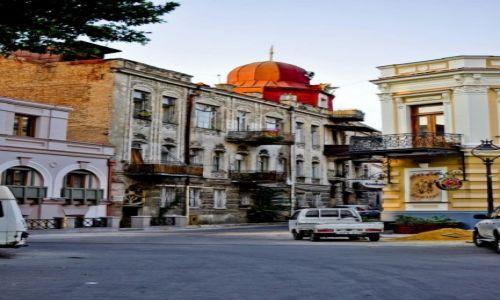 Zdjecie GRUZJA / - / Tbilisi / Street