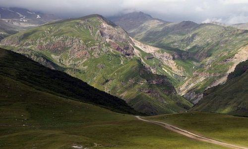 Zdjecie GRUZJA / północna Gruzja / okolice Kazbegi / Konkurs - Kaukaz