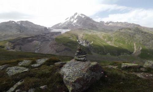 Zdjecie GRUZJA / Kaukaz / Kazbek / KONKURS FOTO