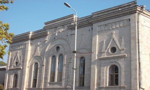 GRUZJA / Imeretia / Kutaisi / Wielka Synagoga w Kutaisi