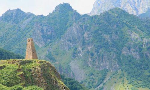 Zdjecie GRUZJA / Gruzja / Droga wojenna / Kaukaz i Bliski Wschód rowerem 2013
