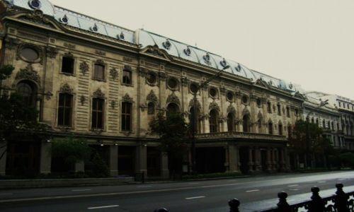 Zdjecie GRUZJA / Stolica / Al. Rustavelego / Ulice Tbilisi