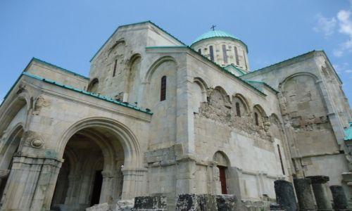 GRUZJA / Imeretia / Kutaisi / Katedra Bagrati (2)