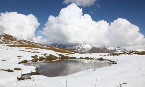 GRUZJA / Svanetia / Jeziorka Koruldi / Oczka Kaukazu