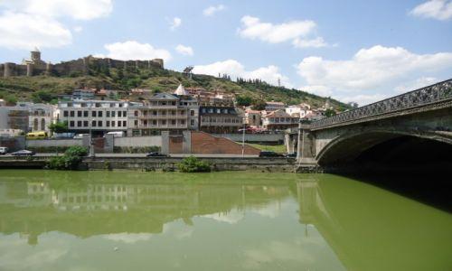 Zdjecie GRUZJA / Tbilisi / Tbilisi / Narikala