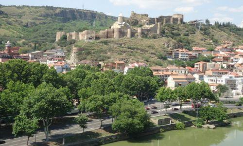 Zdjecie GRUZJA / Tbilisi / Tbilisi / Narikala (2)