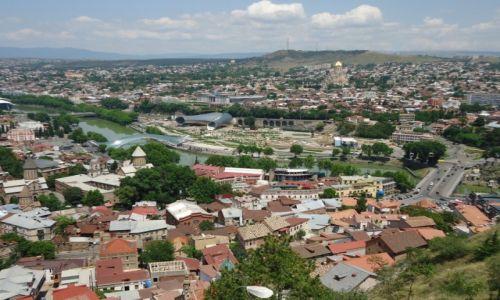 Zdjecie GRUZJA / Tbilisi / Tbilisi / Stare Tbilisi