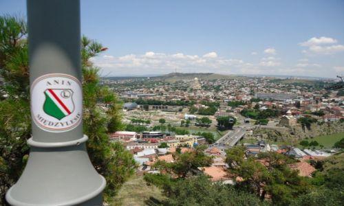 Zdjecie GRUZJA / Tbilisi / Tbilisi / Nasi tu byli ....
