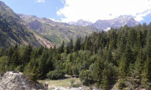 Zdjecie GRUZJA / Swanetia / 6 km od granicy z Rosją / Eto Kavkaz
