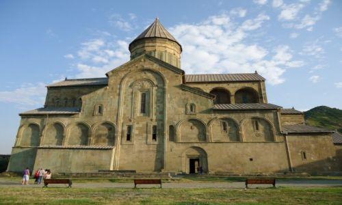 Zdjęcie GRUZJA / Mccheta-Mtianetia / Mccheta / Katedra Sweti Cchoweli