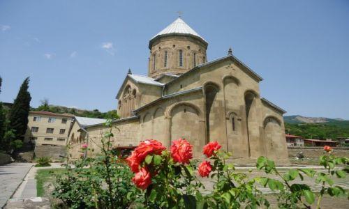 Zdjecie GRUZJA / Mccheta-Mtianetia / Mccheta / Kościół Samtawro
