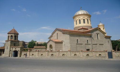 GRUZJA / Szida Kartli / Gori / Katedra w Gori