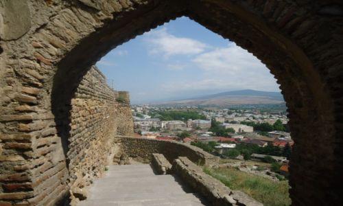Zdjęcie GRUZJA / Szida Kartli / Gori / Panorama Gori