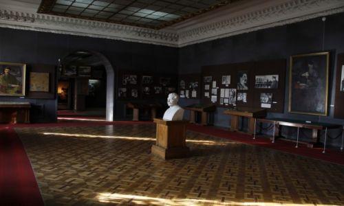 Zdjecie GRUZJA / Wewnętrzna Kartlia / Gori / Muzeum Stalina