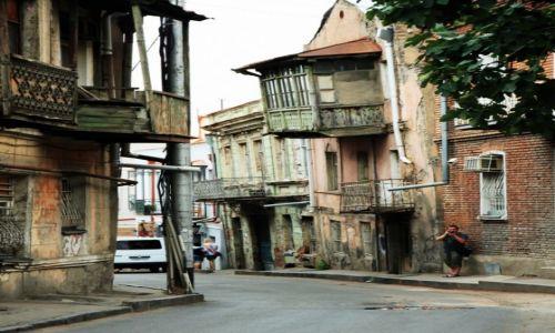 Zdjecie GRUZJA / Tbilisi / TBILISI / 1000 Twarzy Tbilisi