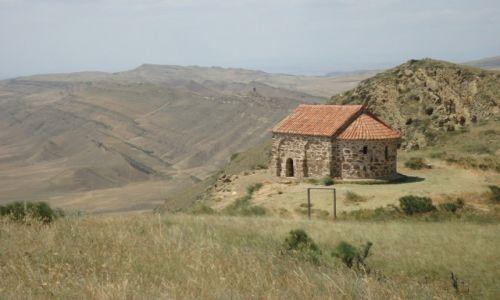 Zdjecie GRUZJA / Kachetia / Dawid Geredża / Azerbejdżan