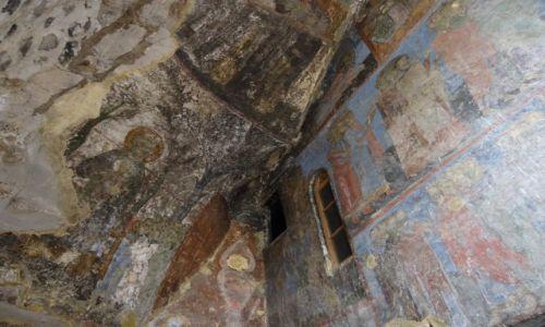 Zdjęcie GRUZJA / Samcche-Dżawachetia / Wardzia / Wardzia - freski