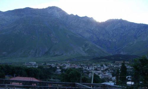 Zdjecie GRUZJA / - / - / Wielki Kaukaz