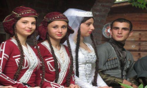 Zdjecie GRUZJA / - / k. Batumi / Gruzińskie wesele