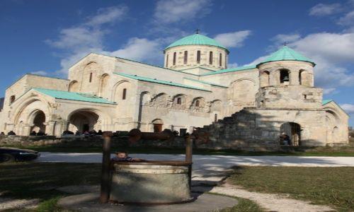 Zdjęcie GRUZJA / Imeretia / Kutaisi / Katedra Bagrati