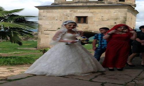 Zdjęcie GRUZJA / Imeretia / Monastyr Gelati, Kutaisi / Ślub w Gelati