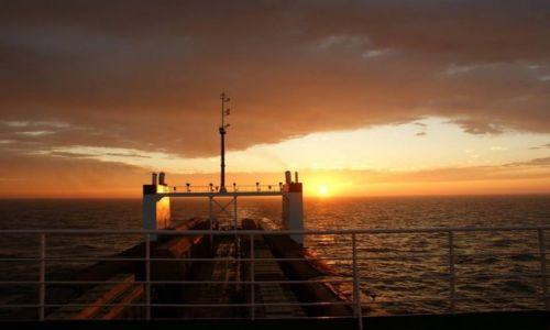 Zdjęcie GRUZJA / - / Morze Czarne / Na statku