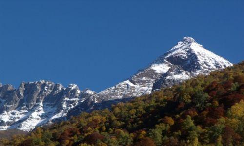 Zdjęcie GRUZJA / Svanetia / Uszguli / Piękne góry Gruzji
