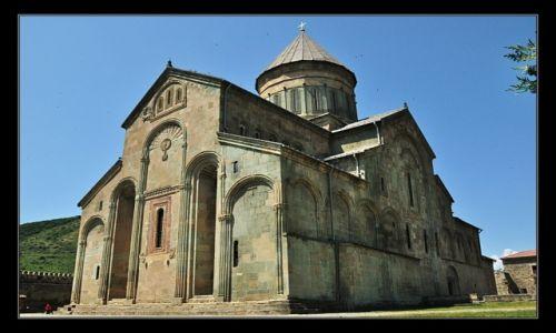 Zdjecie GRUZJA / Mccheta / Mccheta / Katedra