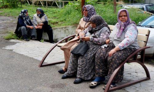 Zdjęcie GRUZJA / Batumi / ogród botaniczny / Turystki2
