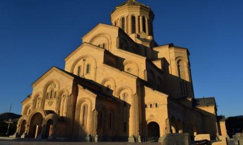 Zdjecie GRUZJA / Tbilisi / Tbilisi / Katedra Cminda Sameba