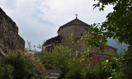 Zdjęcie GRUZJA / Gori / Gori / Monastyr Ateni Sioni