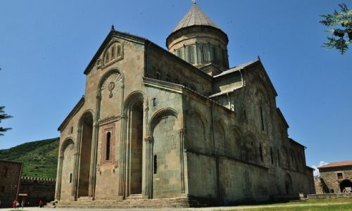Zdjęcie GRUZJA / Mccheta / McCheta / Katedra