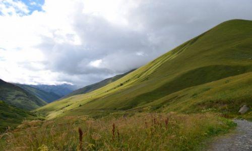 Zdjecie GRUZJA / Swenetia / Ushguli / Kaukaz